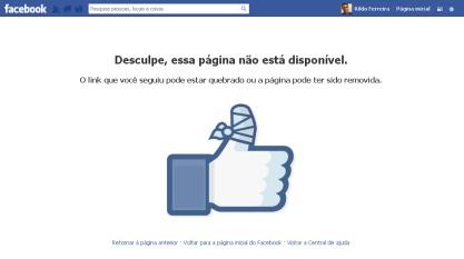 A página pessoal do professor doutor Deonísio da Silva não está mais acessível. Retratação?